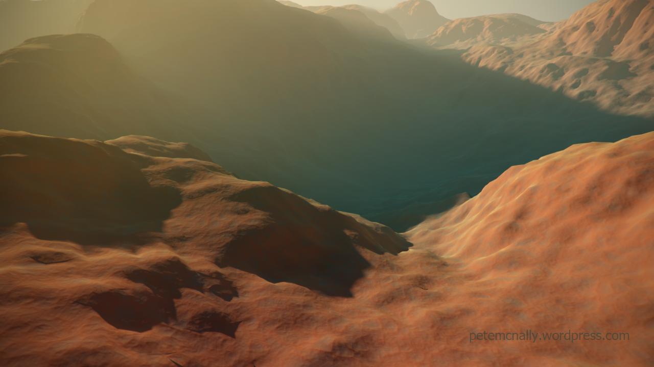 Barren Planet Pete Mc Nallys Blog