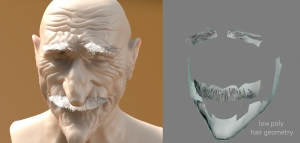 petemcnally_blog_hair_old_man_sculpt_low_geom