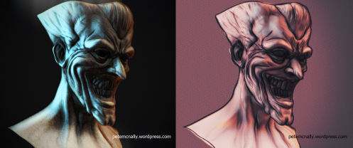 petemcnally_blog_joker_sculpt