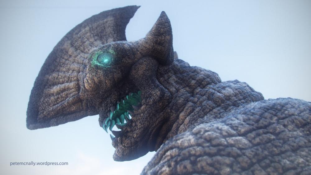 Kaiju thunder! (2/2)